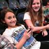 Antonia and Emma at The Black Keys!